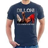 Photo de Cloud City 7 Dillon Arnie Quote Predator Men's T-Shirt