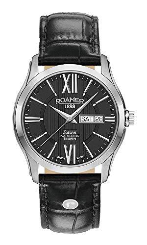 Roamer Saturn II Automatik Armbanduhr 960637 41 53 09