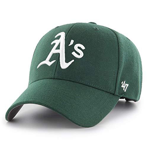 47 Brand Relaxed Fit Cap - MVP Oakland Athletics grün