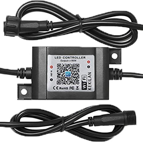 2PIN WIFI Regulador de intensidad (2 pines, 1 unidad, control de intensidad WiFi)