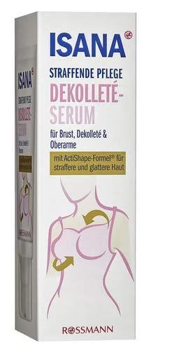 Glättendes Dekollete Serum - Für Brust, Dekolleté & Oberarme - Straffende Pflege - Für straffere und glattere Haut