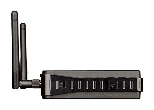 D-Link DAP-1360 Wireless N Repeater (Datenübertragungen von bis zu 300 Mbit/s, besonders große Reichweite, Open Source)