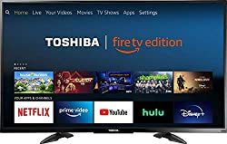 TOSHIBA 4K Ultra HD Smart LED TV: photo