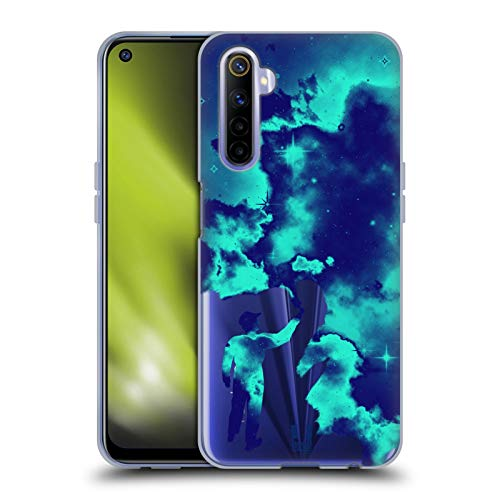 Head Case Designs Nebula Painter Space Art Collection Soft Gel Case Compatible with Realme 6