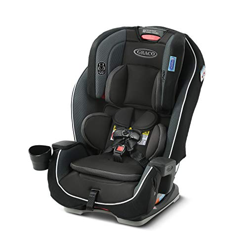 Graco Milestone 3 in 1 Car Seat, Infant to Toddler Car Seat, Gotham