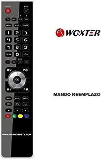 Mando DVD/HDD WOXTER I-CUBE3200