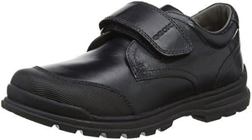 fin de semana espíritu Perseo  Geox Boys' J William A School Uniform Shoes: Amazon.ca: Shoes & Handbags