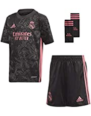 adidas Madrid Temporada 2020/21 Real 3 Mini Miniconjunto Tercera equipación, Unisex Adulto