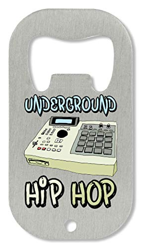 Underground Hip Hop Sampler Abrebotellas