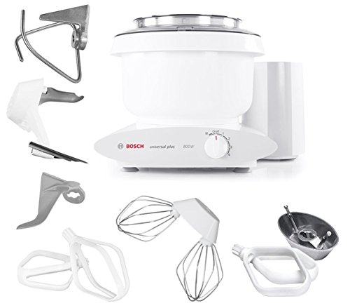 Bosch Universal Plus Mixer with Cookie Paddles & Bowl Scraper