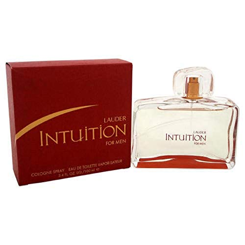 Estee Lauder Intuition Cologne/Eau De Toilette Spray for Men, 3.3 Fluid Ounce