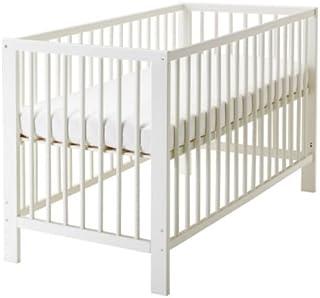 Ikea Gulliver Kinderbett, 60 x 120 cm, Weiß