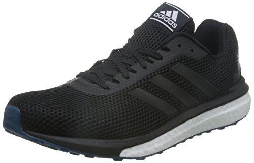 adidas adidas , Herren Laufschuhe, Schwarz - Nero (Negbas/Negbas/Rojsol) - Größe: 40 EU