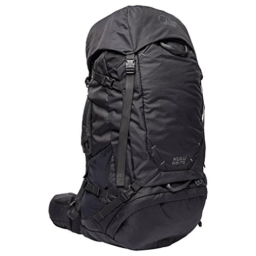 LOWE ALPINE KULU 65:75 L-XL BACKPACK (ANTHRACITE)