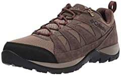 ADVANCED TECHNOLOGY: A durable upper made from suede leather, webbing, and mesh construction, combined with our TECHLITE lightweight midsole, provides long-lasting comfort with superior cushioning and high energy return. DURABLE HIKING SHOE: The perf...
