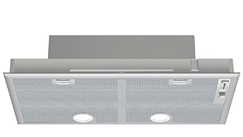 Neff DBM80A (D5855X0) / Lüfterbaustein / 70cm / Edelstahl / Wahlweise Abluft- oder Umluftbetrieb