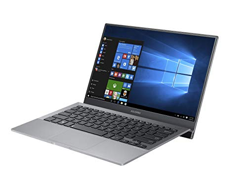 Asus B9440UA-GV9102T 35,56 cm (14 Zoll mattes FHD) Laptop (Intel Core i5-7200U, 8 GB RAM, 512GB SSD, Intel HD Graphic 620, Win 10 Home Pure Edition) grau (Generalüberholt)