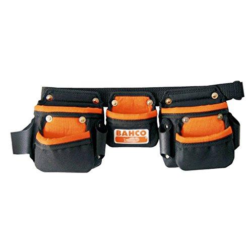 Bahco 4750-JU3PB-1 BH4750-JU3PB-1 Werkzeuggürtel für Kinder 3 Fächer