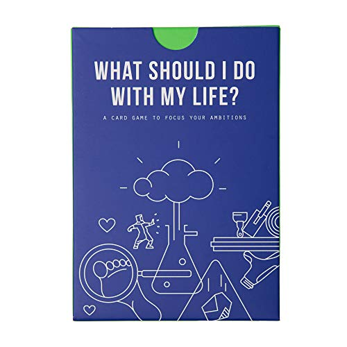The School of Life - What Should I do with My Life? Top Trumps Style Card Game - Pitch Various Jobs Against one Another
