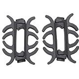 Southland Archery Supply SAS Compound Limb Dampener Set (Black)