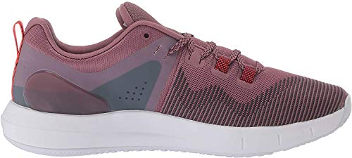 Under Armour Damen HoVR Rise Crosstrainer, (Hushed Pink (603)/Weiß), 37 EU