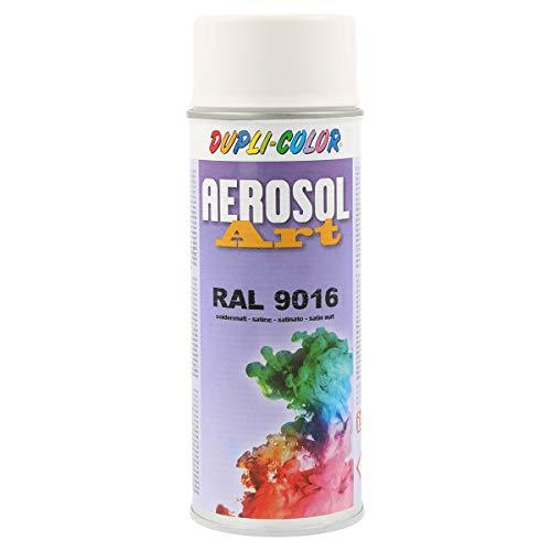 Dupli-Color 126208 Aerosol Art Ral 9016 sdm. 400 ml
