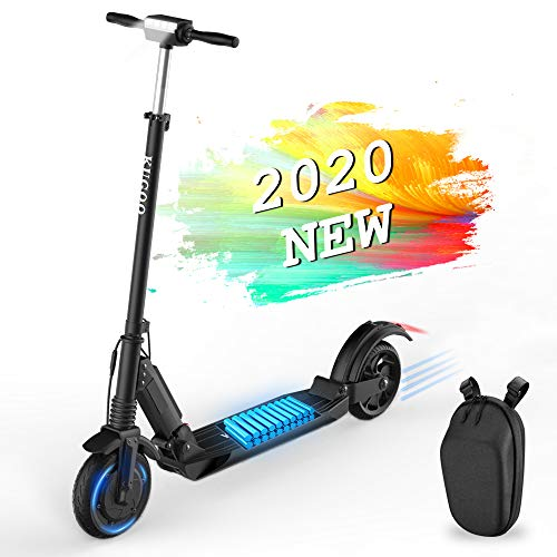 Electric Scooter Adults Kugoo S1 Foldable & Folding E-Scooter 350W Motor LCD...