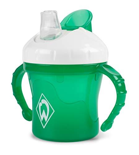 primamma 44106000 Trinklernbecher Werder Bremen, grün, 97 g