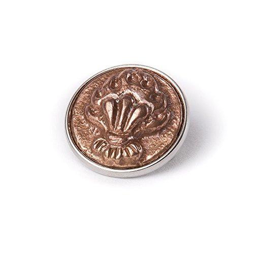 Noosa Chunk 070 Tri Ratna copper-brass