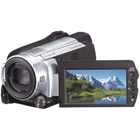 ソニー SONY デジタルHDビデオカメラレコーダー ハンディーカム XR500V 120GHDD HDR-XR500V/S