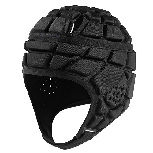 Koalarun Soft Padded Helmet Headguards for Rugby Flag...