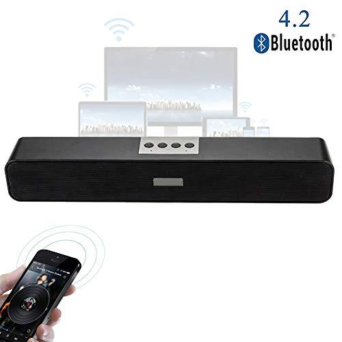 Speaker-EJOYDUTY draagbare Bluetooth stereo USB Sound Bar, multimedia muziekspeler resonantie, luidspreker voor computer-laptop, desktop-pc, notebook, smartphone, MP3 MP4