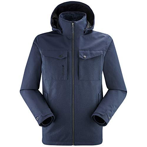 Lafuma Caldo 3In1 Highloft Jkt M Jacket, Mens, Eclipse Blue