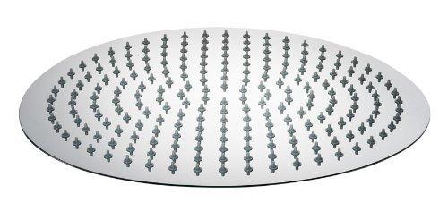 Luxus Edelstahl 40 cm Regendusche Ultraflach Brausekopf Duschkopf für Dusche