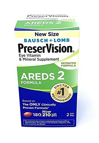 PreserVision AREDS 2 Eye Vitamin...