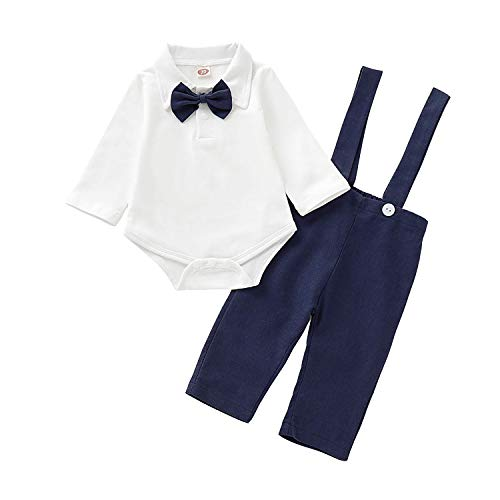 Navy Suit Spring Wedding