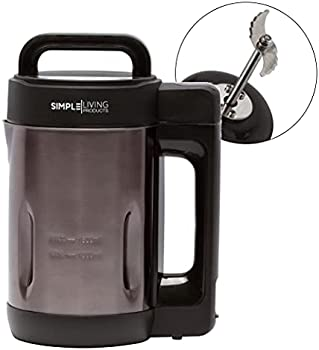 Simple Living Products 1.6L 7-in-1 Soup Maker