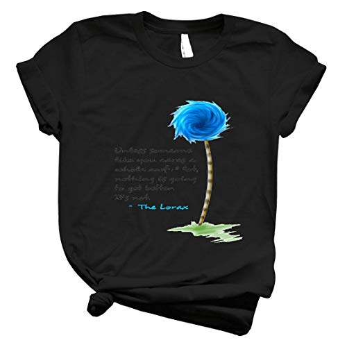 The Lorax Unless Cool Graphic Shirts for Women - Vintage T Shirts for Men Graphic - T-Shirts for Girls Graphic