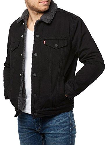 Levi's ® Type 3 Sherpa Trucker Jacke black
