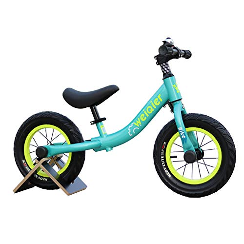 GHL kind geen pedaal fiets glijdende stap scooter instelbaar zadel 2-6 jaar oud auto uitbalanceren