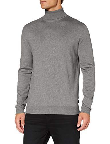 Esprit Herren 090EE2I313 Pullover, Grau (039/MEDIUM Grey 5), Large