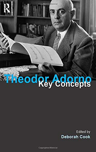 Price comparison product image Theodor Adorno: Key Concepts