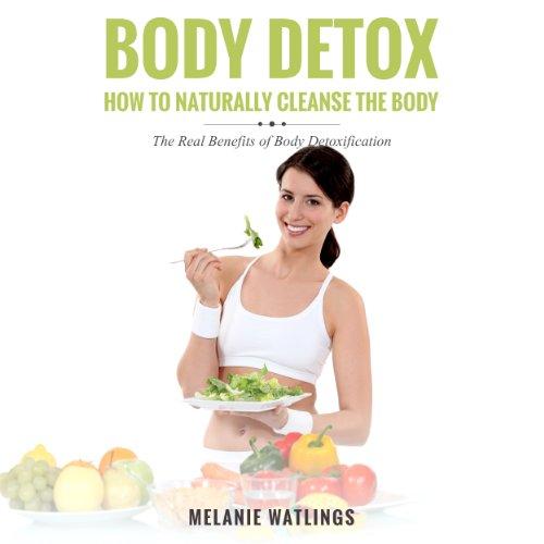 Body Detox audiobook cover art