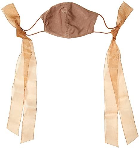 [リリーブラウン] 巾着付リボンマスクセット LWGG212340 レディース BRW F