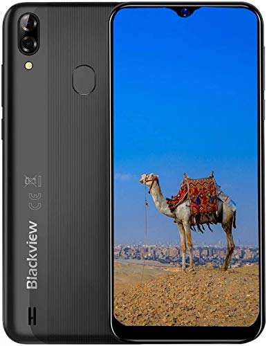 Blackview A60 Plus (2020) 4G Smartphones Handy Ohne Vertrag, Android 10 6,1