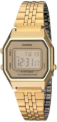 relojes digitales para mujer fabricante Casio
