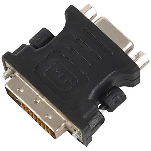 Gfhrisyty DVI 24 + 5 enchufe analógico a VGA socket 1PCS