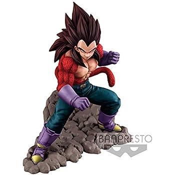 Banpresto- Dragon Ball GT Statue, Idea Regalo, Personaggio, Multicolore, 82653