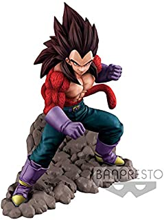 Figurine DBZ Super Saiyan 4 Vegeta 16 cm