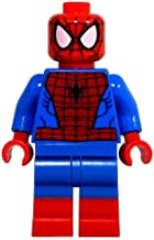LEGO Marvel Super Heroes Minifigure - Spider-Man w/ Dual Molded Red Boots (76037)